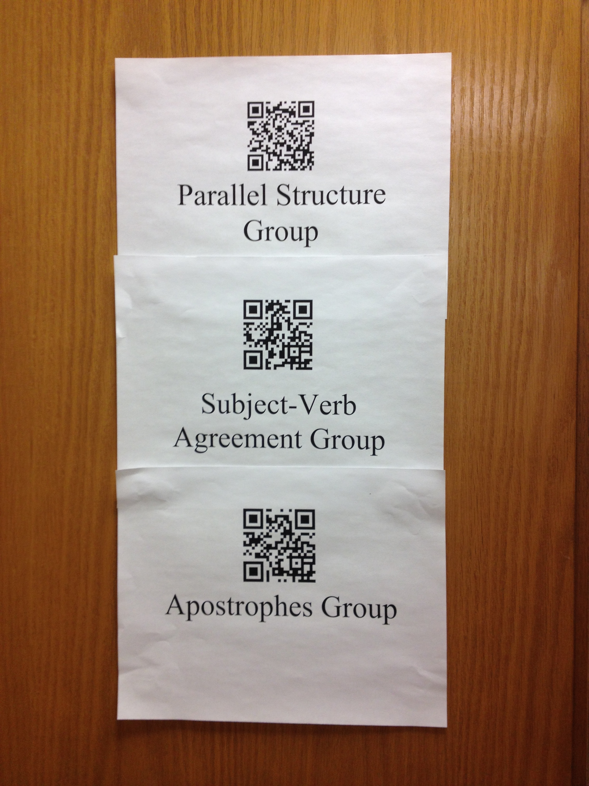 How Qr Codes Support Teaching And Learning Kenny C Mckee