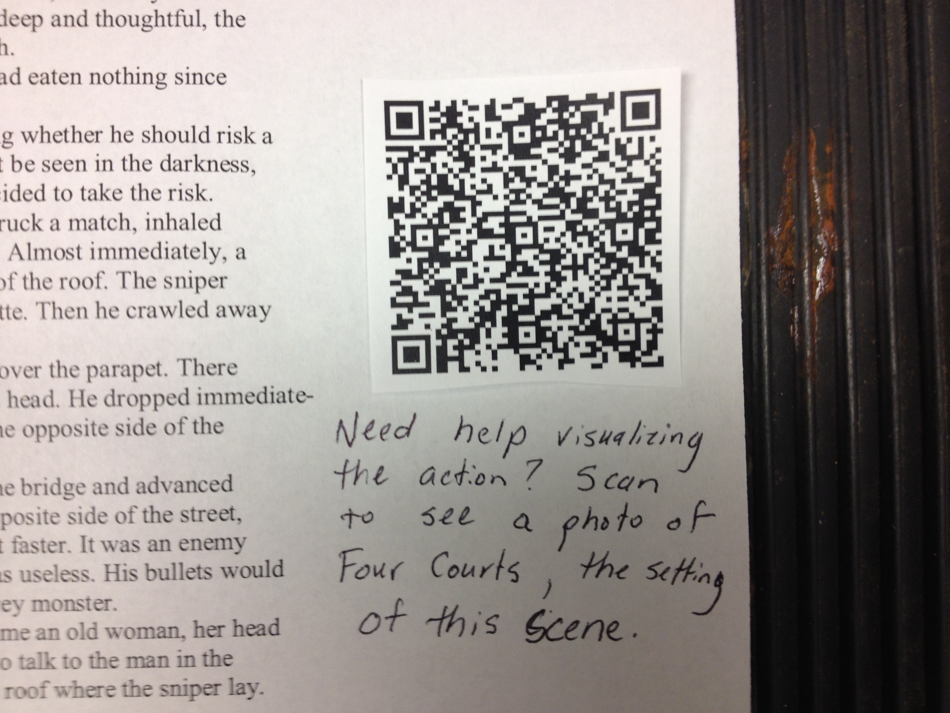 How QR Codes Support Teaching and Learning