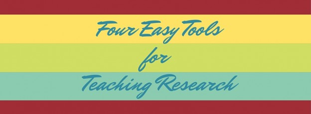Four Easy Toolsfor Teaching Research-2
